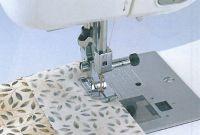 Najväčší obrázok výrobku Prešívacia pätka F001N