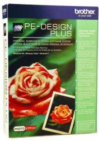 Najväčší obrázok výrobku Vyšívací software Brother PE Design Plus