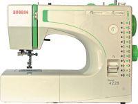 Najväčší obrázok výrobku Šijací stroj Bobbin Lizard 4228