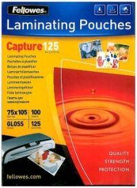 Najväčší obrázok výrobku Laminovacia fólia 65x95, 125 mic