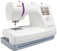 Najväčší obrázok výrobku Vyšívací stroj Janome Memory Craft 350E