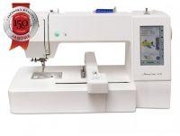 Najväčší obrázok výrobku Vyšívací stroj Janome MC 400E