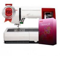 Najväčší obrázok výrobku Šijací, vyšívací a quiltovací stroj Janome Memory Craft 9900