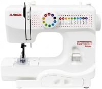 Najväčší obrázok výrobku Šijací stroj Janome Sew Mini DX2