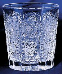 Najväčší obrázok výrobku Krištáľové poháre na whisky 250 ml
