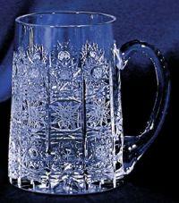 Najväčší obrázok výrobku Krištáľový pohár na pivo 0,5 l
