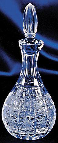 Najväčší obrázok výrobku Krištáľová fľaška 0,2 l