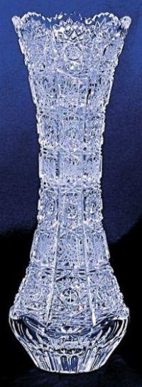 Najväčší obrázok výrobku Krištáľová váza 23 cm