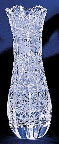 Najväčší obrázok výrobku Krištáľová vázička 12,5 cm
