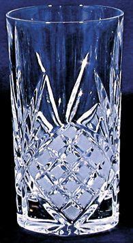 Najväčší obrázok výrobku Krištáľové poháre na longdrink 320 ml