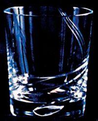 Najväčší obrázok výrobku Krištáľové poháre na whisky 150 ml