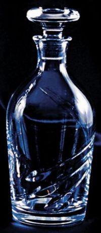 Najväčší obrázok výrobku Krištáľová fľaša 0,75 l