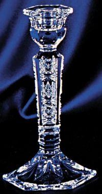 Najväčší obrázok výrobku Krištáľový svietnik 17 cm