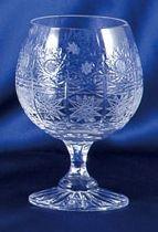 Najväčší obrázok výrobku Krištáľové poháre Linda na brandy 250 ml