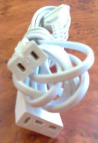 Najväčší obrázok výrobku Prívodný kábel Lucznik, Veritas (konektory II)