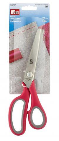 Najväčší obrázok výrobku Krajčírske nožnice KAI, ZIG - ZAG (23 cm)