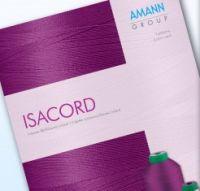 Najväčší obrázok výrobku Vzorkovník - Isacord vyšívacie nite 40