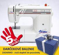 Najväčší obrázok výrobku Šijací stroj Veronica Prima 100