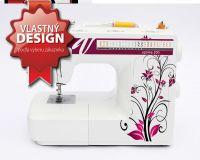 Najväčší obrázok výrobku Šijací stroj Veronica Optima 200 - vlastný dizajn