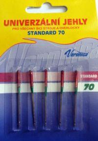 Najväčší obrázok výrobku Ihly ORGAN STANDARD 70
