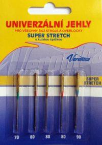 Najväčší obrázok výrobku Ihly ORGAN Super Stretch Mix